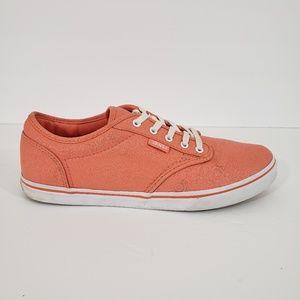 Vans Women's Coral Sneakers Size 7